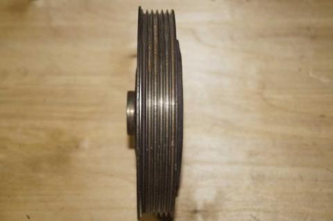Шків колінвала з кондиціонером Renault Trafic (Vivaro, Primastar) 1.9 Б/У image 3