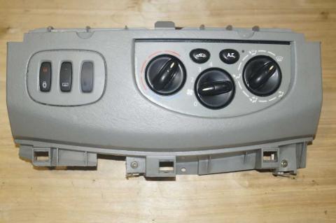 Перемикач пічки з кондиціонером Renault Trafic (Vivaro, Primastar) Б/У image 2 | Renaultmaster.com.ua
