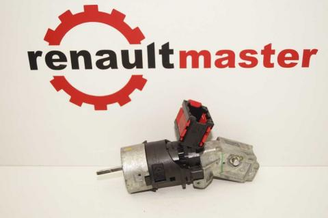 Замок запалення з ключем Renault Master 2.3 (Movano,NV 400) 2010- Б/У image 1   Renaultmaster.com.ua