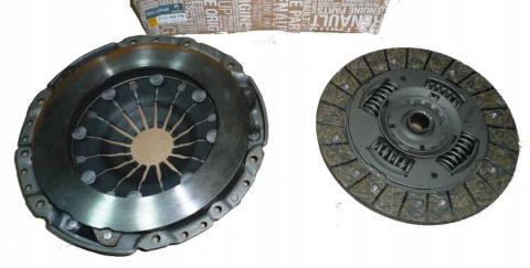 Комплект зчеплення RenaultTrafic 1.9dci OE image 1 | Renaultmaster.com.ua