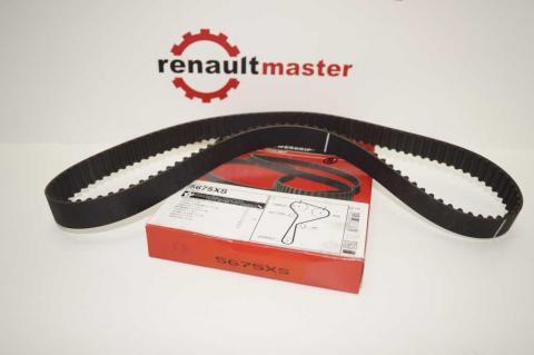 Ремень ГРМ Renault Kangoo 1.5 Gates 119зубів image 1