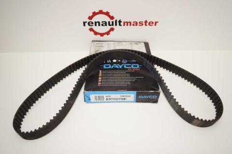 Ремінь ГРМ Renault Master 2.8 Dayco 152зуба image 1 | Renaultmaster.com.ua