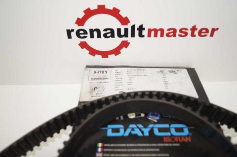 Ремінь ГРМ Renault Master 2.8 Dayco 152зуба image 3 | Renaultmaster.com.ua