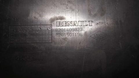Коврик водительский Renault Trafic 1.6 Б/У image 2 | Renaultmaster.com.ua