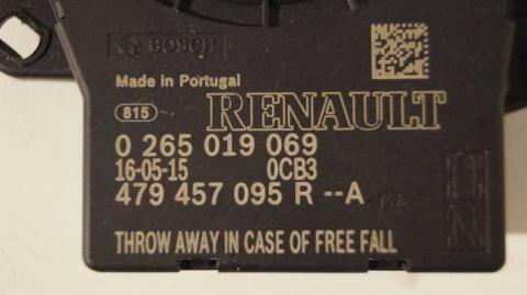 Датчик угла поворота руля Renault Trafic 1.6 Б/У image 5 | Renaultmaster.com.ua