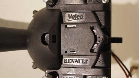 Переключатель света с туманками Renault Trafic 1.6 Б/У image 3   Renaultmaster.com.ua