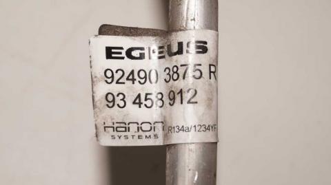 Трубка кондиционера от компрессора к радиатору Renault Trafic 1.6 Б/У image 4 | Renaultmaster.com.ua