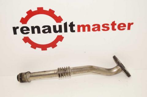Трубка зливу масла з турбіни 2.5 DCI Renault Master (Opel Movano,Nissan Interstar) 2007-2010 Б/У image 1 | Renaultmaster.com.ua