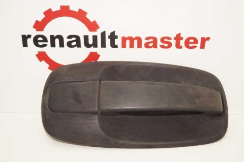 Ручка зовнішня передніх дверей Renault Trafic (Vivaro, Primastar) R Б/У image 1 | Renaultmaster.com.ua