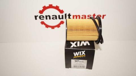 Паливний фільтр глухий Renault Master/Trafic WIX image 1