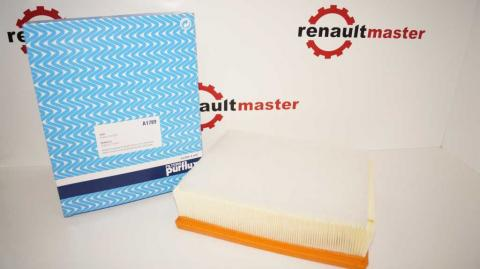 Фільтр повітря Renault Trafic III 1.6 Рurflux image 1 | Renaultmaster.com.ua