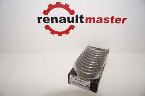 Вкладиши корінні 1.5 Renault Kangoo King стандарт image 1   Renaultmaster.com.ua