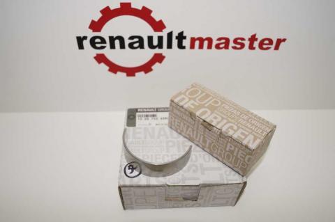 Вкладиши корінні 2.3 Renault Master III OE image 1   Renaultmaster.com.ua