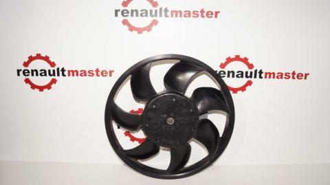 Вентилятор охлаждения малый Renault Trafic 1.6 Б/У image 1 | Renaultmaster.com.ua