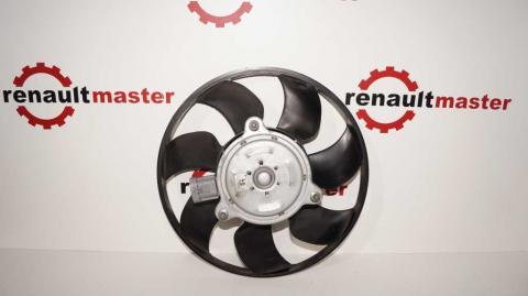 Вентилятор охлаждения малый Renault Trafic 1.6 Б/У image 2 | Renaultmaster.com.ua