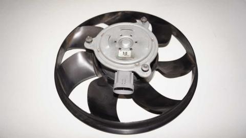 Вентилятор охлаждения малый Renault Trafic 1.6 Б/У image 4 | Renaultmaster.com.ua
