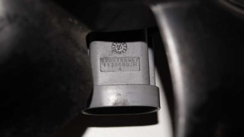 Вентилятор охлаждения малый Renault Trafic 1.6 Б/У image 6 | Renaultmaster.com.ua