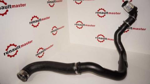 Патрубок від інтеркулера до турбіни 2.3 (лівий) Renault Master III 2010- перед привід OE image 1 | Renaultmaster.com.ua