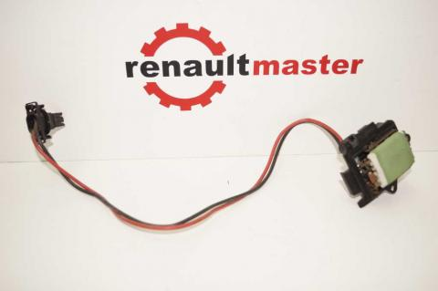 Реостат пічки Renault Trafic II (Vivaro, Primastar) 1.9/2.0/2.5 Б/У image 1 | Renaultmaster.com.ua