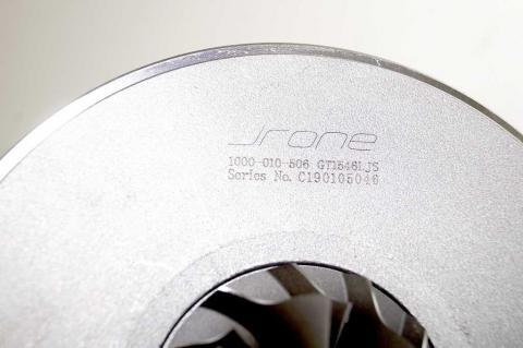 Вкладиш турбіни Renault  2.3 Jrone Маster III , 92 кВт. image 9