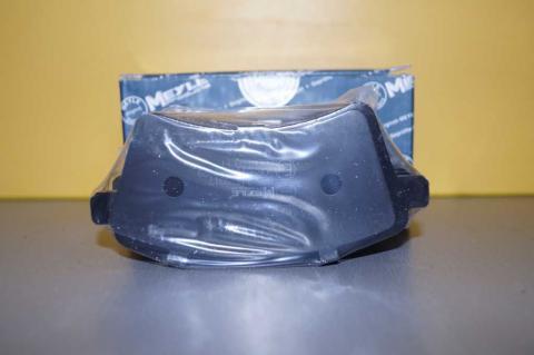 Дисковые тормозные колодки Renault Kangoo Meyle перед с 2008 image 1 | Renaultmaster.com.ua