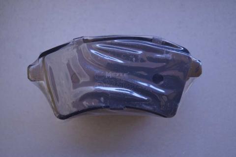 Дисковые тормозные колодки Renault Kangoo Meyle перед с 2008 image 3 | Renaultmaster.com.ua