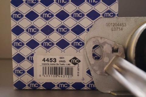 Подушка двигуна Renault Trafic 1.9/2.0 MC права image 3 | Renaultmaster.com.ua