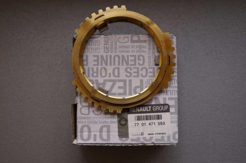 Синхронізатор 1-ої, 2-ої Renault Master OE 2.8 image 2 | Renaultmaster.com.ua