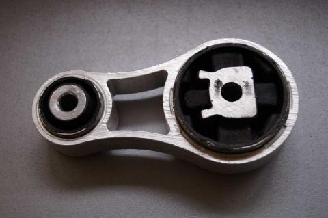 Подушка двигателя Renault Trafic 1.9 задняя MC image 2 | Renaultmaster.com.ua