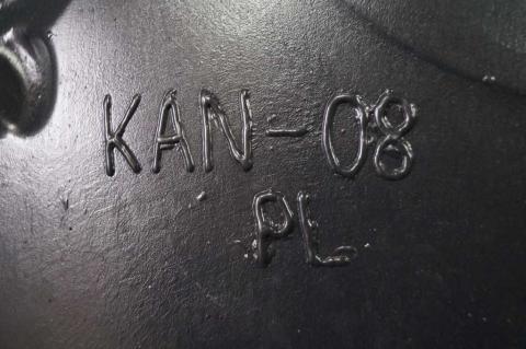 Подкрылок Renault Kangoo Florimex левый передняя часть с 2008 image 3 | Renaultmaster.com.ua