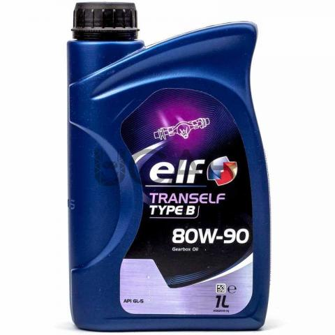 Трансмісійна олива elf 80W-90 1l kroon oil image 1