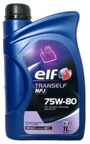 ELF Tranself NFJ 75W80 60L, олива трансмісійна image 1 | Renaultmaster.com.ua