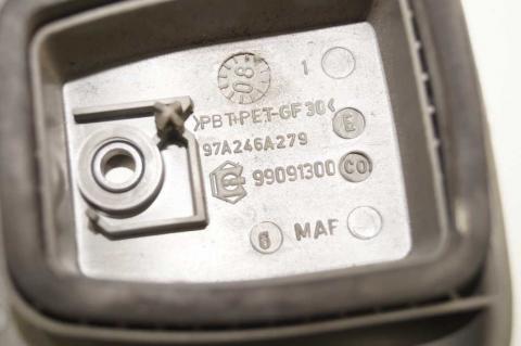 Ручка обмежувача задніх дверей Renault Trafic (Vivaro, Primastar) Б/В image 9   Renaultmaster.com.ua