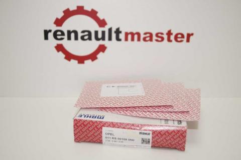 Кольца поршневые Renault Master 2.3 (85x2.5) image 1