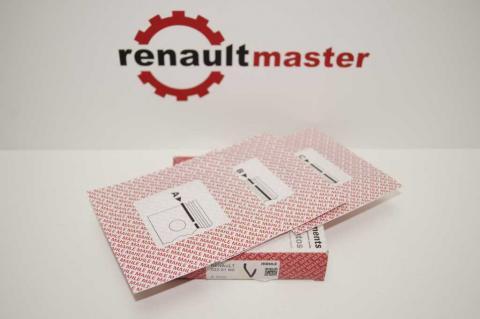 Комплект поршневих кілець Renault Kangoo 1.5 MAHLE image 1 | Renaultmaster.com.ua