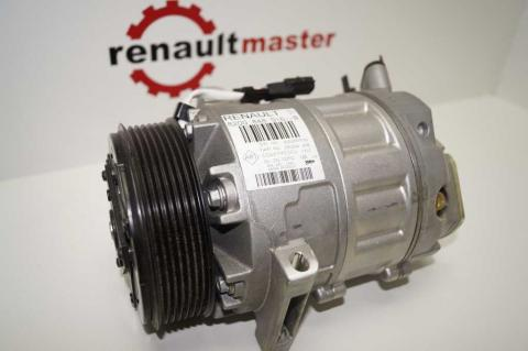 Компресор кондиціонера Renault Master 2.3 (Movano,NV 400) 2010- OE image 1