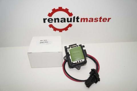 Реостат пічки Renault TRAFIC 2001-2015 Polcar image 1
