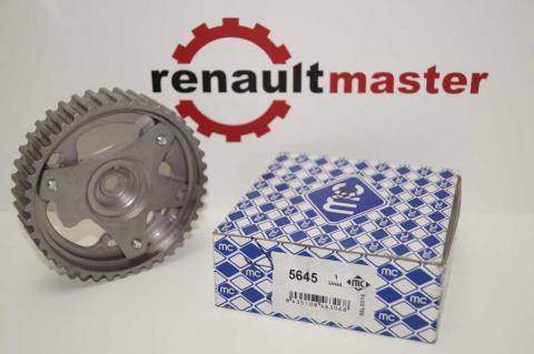 Шестерня роспредвалу Renault Kangoo 1.9 MC image 2 | Renaultmaster.com.ua