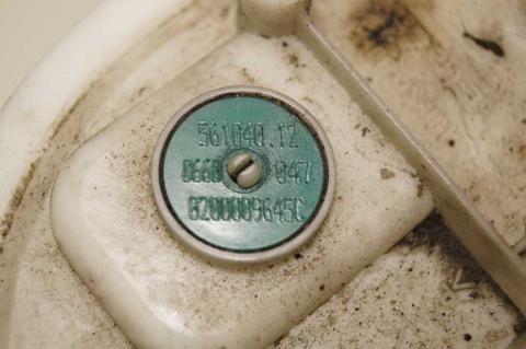 Датчик рівня палива в баку з електронасосом Renault Trafic (Vivaro, Primastar) 1.9 2001-2005 Б/У image 4 | Renaultmaster.com.ua
