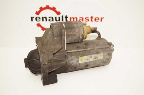 Стартер Renault Trafic (Vivaro, Primastar) 1.9 Б/У image 1 | Renaultmaster.com.ua
