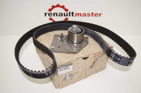 Комплект ременя ГРМ Renault 1.6 бензин OE image 1 | Renaultmaster.com.ua