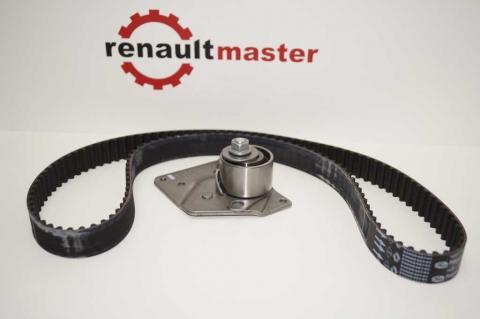 Комплект ременя ГРМ Renault 1.6 бензин OE image 5 | Renaultmaster.com.ua