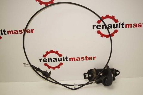 Трос капота Renault Trafic (Vivaro, Primastar) Б/У image 1   Renaultmaster.com.ua