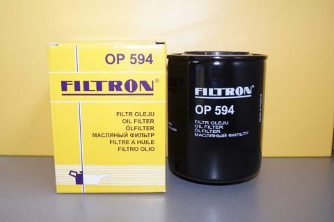 Фільтр масла Renault Master Filtron 2.5/2.8 image 1