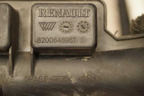 Патрубок від інтеркулера до турбіни 2.5 Renault Master II 2007-2010 Б/У image 6   Renaultmaster.com.ua