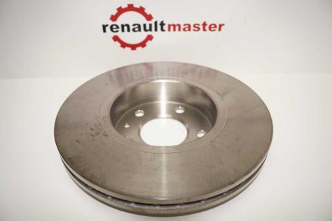 Гальмівний диск передній Renault Trafic (Vivaro, Primastar) OE image 1 | Renaultmaster.com.ua