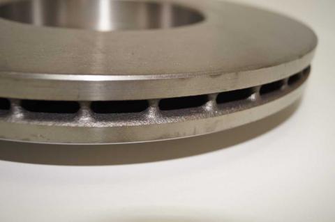 Гальмівний диск image 5 | Renaultmaster.com.ua