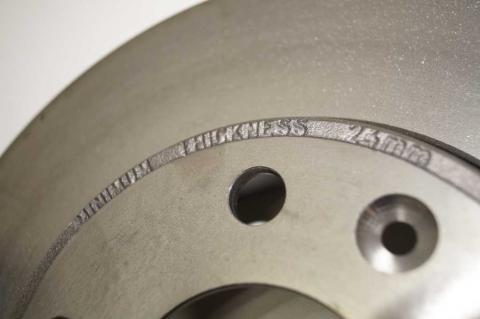 Гальмівний диск image 8 | Renaultmaster.com.ua