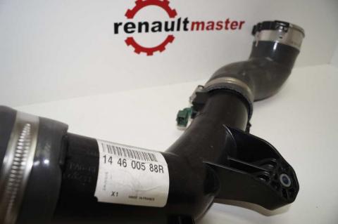 Патрубок від інтеркулера до турбіни (пластиковий) Renault Master 2.3 (Movano,NV 400) 2010 OE image 2