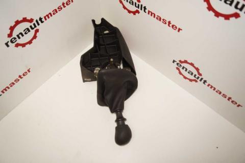 Ричаг перемикання передач Renault Master 2.5 (Movano,Interstar) 2003-2010 Б/У image 6   Renaultmaster.com.ua